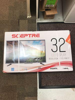 """Sceptre 32"""" T.V. for Sale in Poway, CA"""