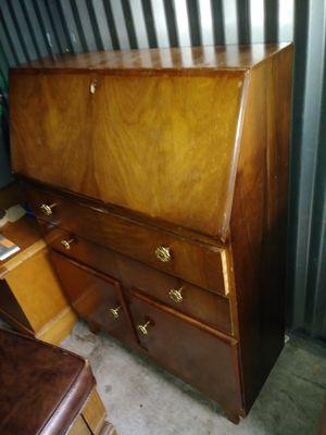 Vintage antique bureau for Sale in Everett, WA