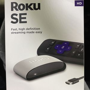 Brand New Roku SE HD for Sale in Seattle, WA