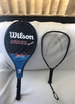 Tennis rackets never yoused for Sale in Henderson, NV