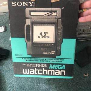Sony Watchman Tv 📺 for Sale in Los Angeles, CA