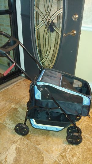 Dog or cat stroller, like new for Sale in Virginia Beach, VA