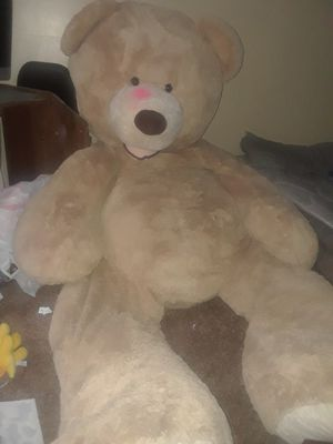 Giant 8ft Teddy Bear! for Sale in Tooele, UT