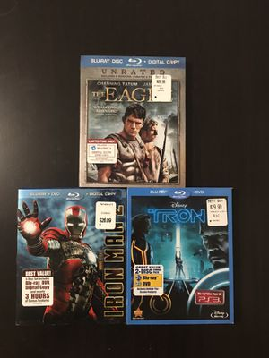 ACTION PACK BLUE-RAY + DIGITAL DVD for Sale in Waltham, MA