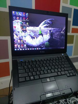Dell notebook with designer software, new battery and charger for Sale in Los Angeles, CA
