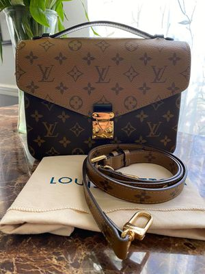Authentic Louis Vuitton Reverse Metis PM Bag Purse for Sale in Dallas, TX