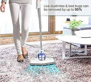 UV SANITIZING VACUUM. POWERFUL SUCTION & CONCEALED TELESCOPIC HANDLE, Cleans MATTRESSES PILLOWS, CURTAINS, SOFAS & CARPET/FLOOR Ppu for Sale in Hamilton Township, NJ