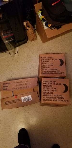 MRE For Sale for Sale in Atwater, CA