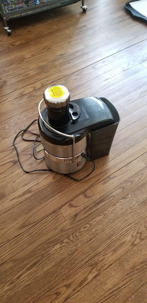 Jack LaLane's Power Juicer