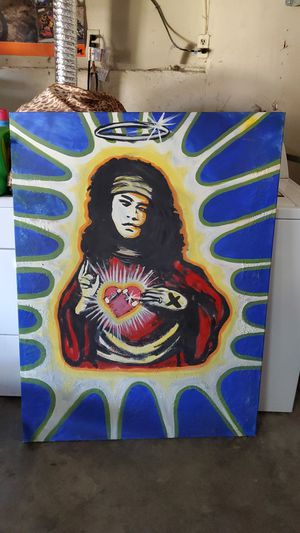 Painting of a young Hosoi for Sale in Chatsworth, CA