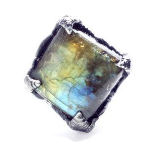 Labradorite crystal ring for Sale in Stockton, CA
