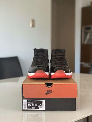Jordan 11 Bred Size 10 for Sale in Evanston, IL