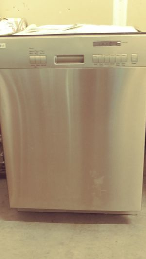 Brand new LG stainless in/out dishwasher for Sale in Tampa, FL