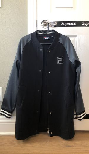Fila Letterman's Jacket/ Coat for Sale in West Covina, CA