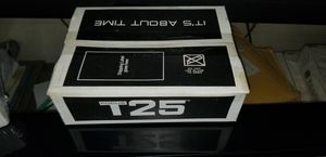 T25 Exercise Video DVD - Brand New for Sale in The Bronx, NY