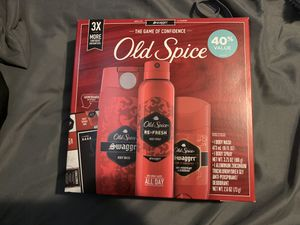 Old spice pack for Sale in Redlands, CA