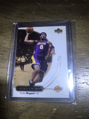 2000-01 Upper Deck Ovation Kobe Bryant for Sale in Los Angeles, CA