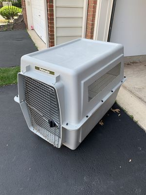 Extra large dog crate for Sale in Ashburn, VA