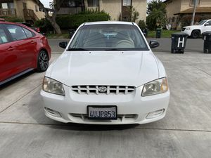 2001 hyundai accent for Sale in Stanton, CA
