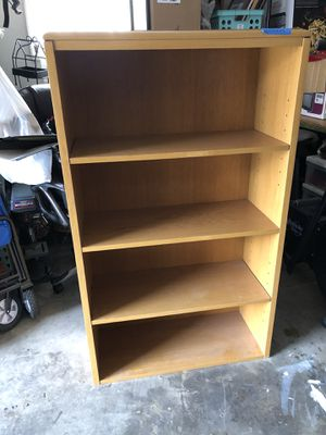 Solid book shelf for Sale in Allentown, PA