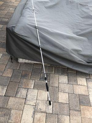 Abu Garcia fishing rod for Sale in Yukon, OK