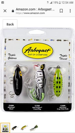 LOTS OF FISHING LURES , collectable reels for Sale in Passaic, NJ