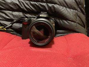 Nikon D5000 for Sale in Federal Way, WA
