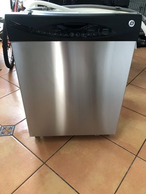 Dishwasher and Over the Range Microwave for Sale in Round Lake, IL