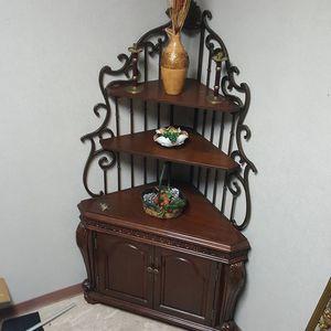 Living Storage Shelves - Corner Furniture for Sale in Memphis, TN