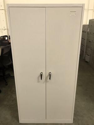 Storage Cabinet- 4 shelves for Sale in San Jose, CA