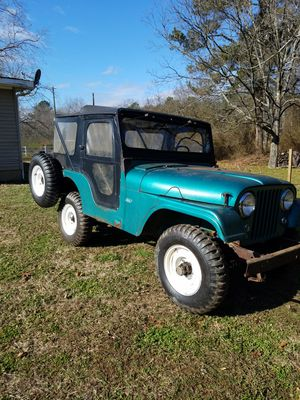 1964 Willy's Jeep for Sale in Dawsonville, GA