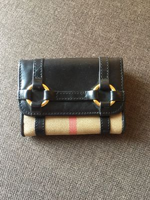 Authentic Burberry Vintage Wallet for Sale in The Bronx, NY