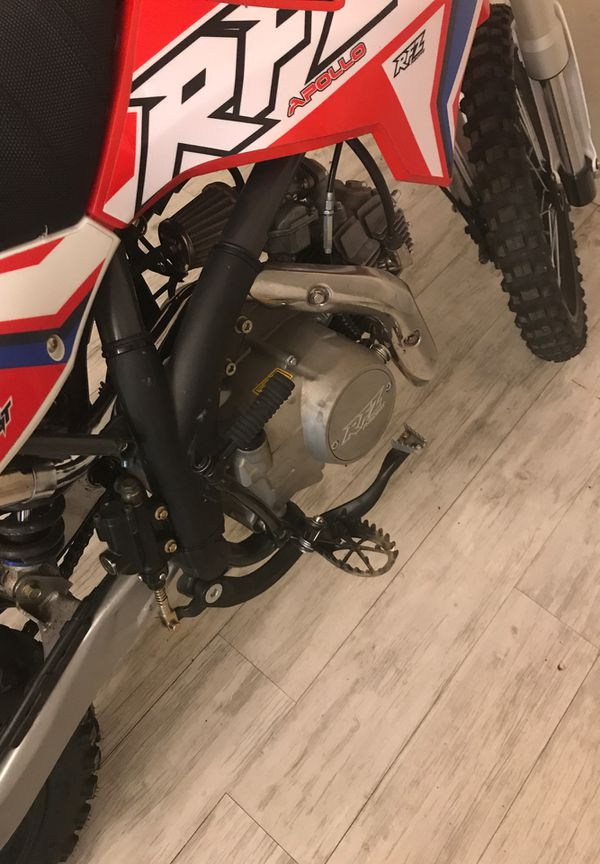Dirt bike RFZ