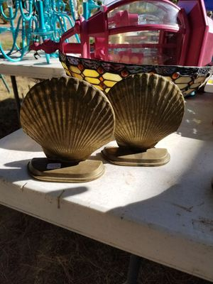 Antique brass book stands for Sale in Sanger, CA