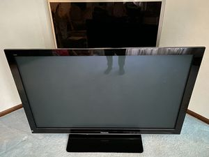 "Panasonic 65"" Plasma TV - TC-P65V10 for Sale in Downers Grove, IL"