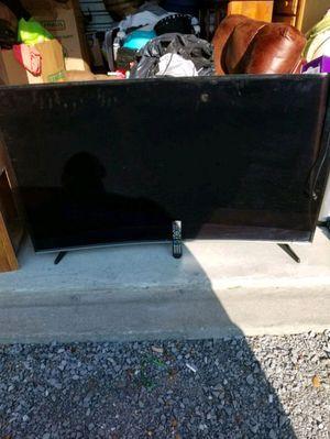 "$420 Bolva 65"" Curved LED 4K Smart Tv. for Sale in Paducah, KY"