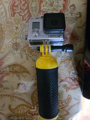 Gopro hero 3+ with extra battery for Sale in Union City, NJ