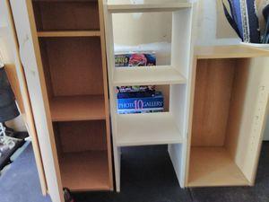 Wood storage shelves for Sale in Orlando, FL