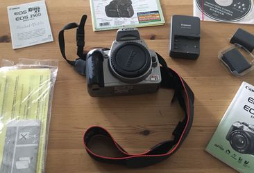 Canon Rebel digital Camera - Body Only for Sale in Pittsburgh,  PA