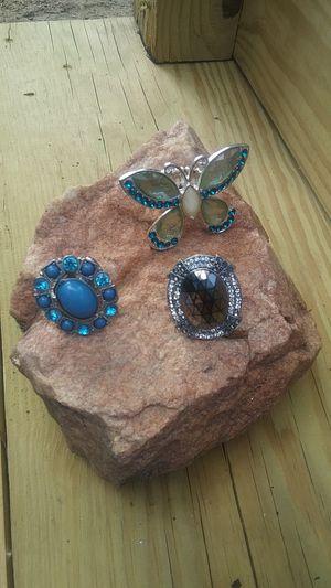 3 rings 6$ for Sale in Chesnee, SC