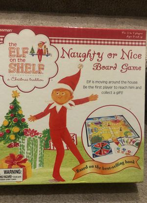 Elf board game for Sale in Murrieta, CA