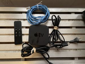 PRICE IS FIRM! Apple TV 4th Generation 64gb for Sale in Mesquite, TX