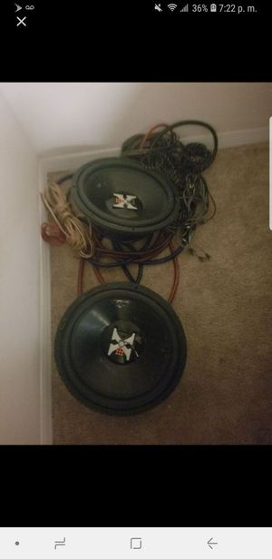 Powerbass subwoofer for Sale in Orlando, FL