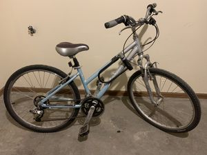 Del Sol women's bicycle with u-lock for Sale in Saint Joseph, MO