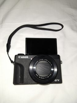 Canon PowerShot G7X mark iii for Sale in Irving,  TX