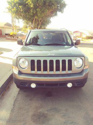2014 Patriot Jeep Clean title for Sale in Chula Vista, CA