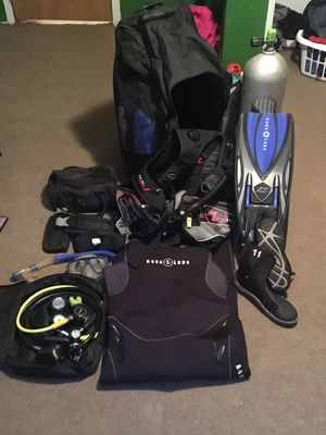 Diving equipment for Sale in East Gull Lake, MN