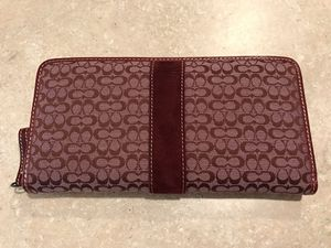 Coach Factory Women's Accordion Wallet FS5857 B4/DP (MSRP $198) for Sale in Tyler, TX