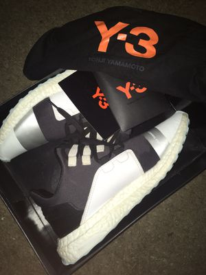 Y-3 Adidas runners for Sale in Washington, DC