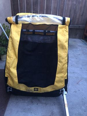 Burley Bee-Bike Trailer-2 seater for Sale in Imperial Beach, CA